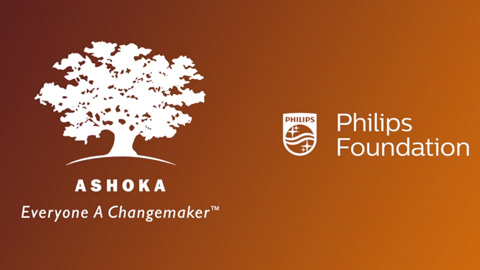 Working together - Ashoka and Philips Foundation